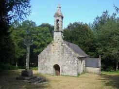 La chapelle Saint Mathurin à Plouyé