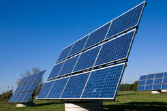 Yingli Solar – Aus Baoding in China