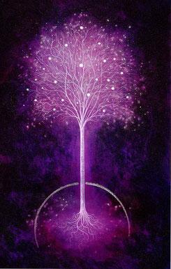 albero viola, campagna di piantumazione e forestazione in corso con Fogliaviola.com!