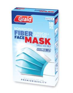 Gesichtsmasken 10er Set, Gesichtsmaske, Face Mask, Face Masken