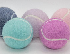 farbige Tennisbälle, Tennisbälle bedrucken, Tennisbälle mit Logo, Tennisbälle Club, Tennisbälle Werbung