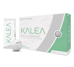 TaylorMade Kalea, Golfbälle TaylorMade Kalea, TaylorMade Logo Golfbälle, Golfbälle bedrucken