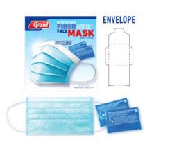Atemschutzmaske, Handreinigungsgel, Atemschutz Set, Atemschutz