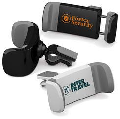 Handyhalter fürs Auto, Handyhalter Auto, Handyhalterung bedrucken, Handyhalterung Auto bedrucken, handyhalterung Werbemittel, handyhalterung auto mit Logo
