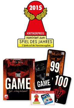 Spielkarten, Spielkarten mit Logo, Spielkarten bedrucken, Spielkarten bedruckten, The Game, Spiel des Jahres, Werbespielkarten, Werbemittel Spielkarten, Logo Spielkarten