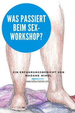 © Iris Forstenlechner,  Sexworkshop