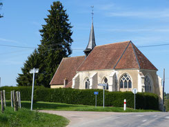 visitez les églises du département de l'aube