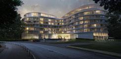 Pläne für neues Luxushotel in Hamburg reifen – Matteo Thun soll Grandhotel The Fontenay gestalten