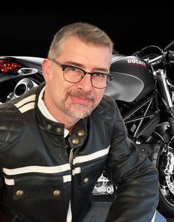 Richard Ebenbeck - Guide von curve & cultura Motorradreisen