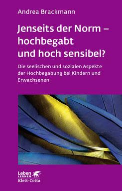 Buchcover: Jenseits der Norm - hochbegabt und hoch sensibel