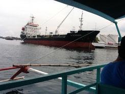フィリピン リユース 船