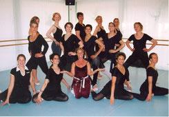 Hobby Ballett mit Frauen