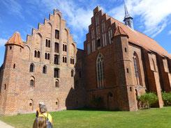 Blick auf Kloster Wienhausen