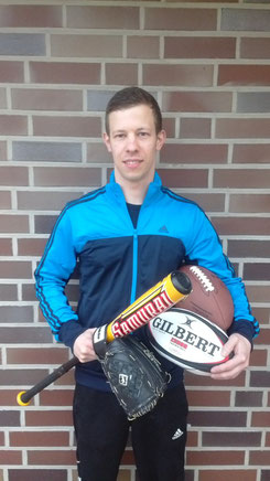 Übungsleiter Nils Peters freut sich auf rege Beteiligung