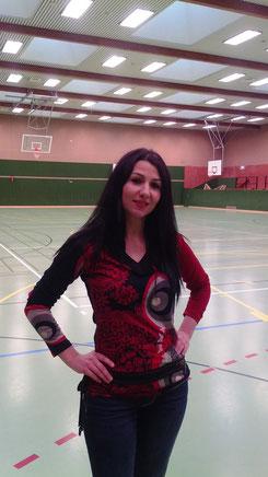 Übungsleiterin Silvana Schmidt