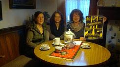 Das Orga-Team Anne Thonicke, Katrin Busse und Menna Scholz