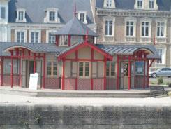 Port de St valery sur Somme - Baie de Somme - Somme - Picardie