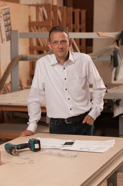 Marc Schütt Portrait