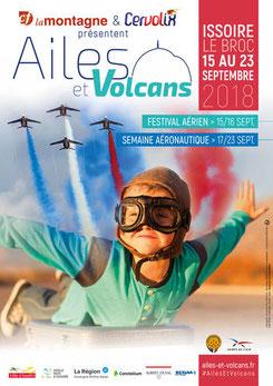 Mondial des Patrouilles 1/72 sur le meeting aerien Ailes et volcans 2018