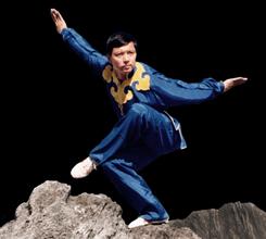 Maître Yuan Hong Hai © JING WU