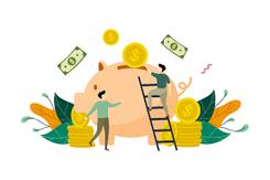 Planning wereldreis-budget