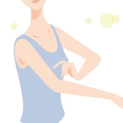 テニス肘・ゴルフ肘など肘周りの違和感に肘関節矯正