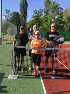 Le Tennis en partage et l'accueil du TC Langeac