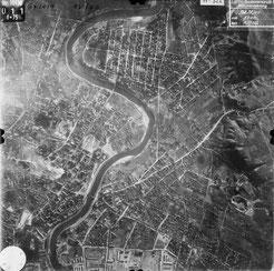 Vilnius-Centras, Senamiestis, Šnipiškės, Žvėrynas 18,40h. 1944m./...