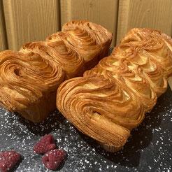 Brioche feuilletée Ma Boulangerie Café Olonne-sur-Mer