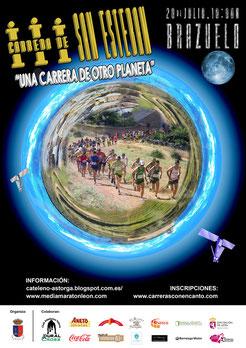 III CARRERA SAN ESTEBAN - Brazuelo, 20-07-2014