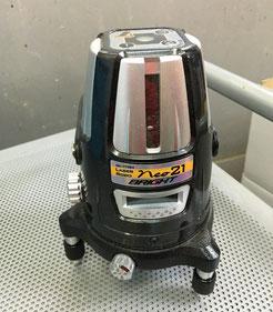 シンワ|レーザー墨出し機買取料金