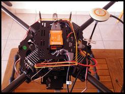 Etudes et transformation technologique des drones