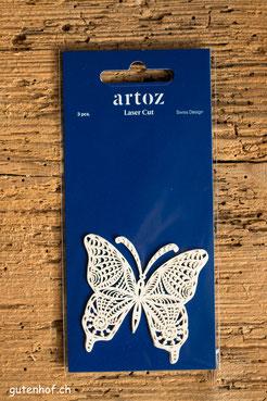 Artoz Laser Cut Schmetterling