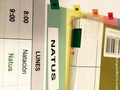 codificar en colores los materiales de una misma asignatura - Organizarte.com