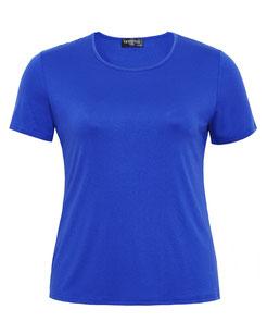 Damen T-Shirt  in großen Größen, blau