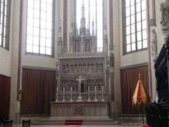 Gotischer Hochaltar