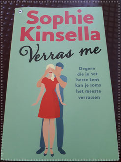 chicklit, feelgood, the house of books, recensie, Sophie Kinsella