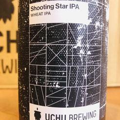UCHU BREWING  Shooting Star IPA  宇宙ビール