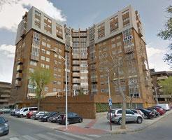 """Edificio """"El Cid"""" sito en Calle Melilla 1, 02001, Albacete"""