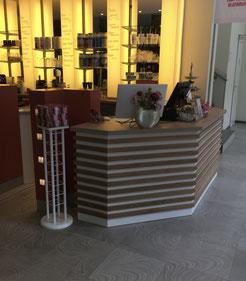 Tresen Einbaumöbel möbel kirstein schubert Oldenburg Tischler