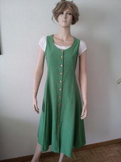 Bauerntochter/Magd,Gr.M, grünes kleid Fr.29.-