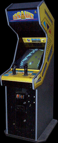 Assault arcade