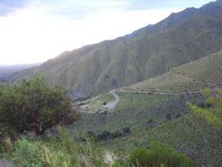 Camino al Mirador Merlo San Luis