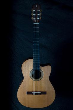 Guitare classique palissandre indien