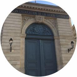 Visite guidée insolite Maison Education Légion d'Honneur