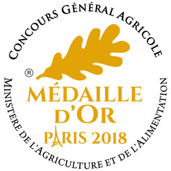 Médaille d'Or Paris
