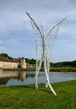 """""""Pré-papillons"""" - Château de Villarceaux - Juin 2015 - Roman GORSKI"""