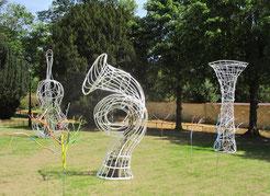"""Jardin sonore"", instruments imaginaires - Roman Gorski"