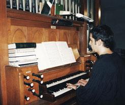 Il Cairo (Egitto), All Saints' Cathedral, organo Bevington & Sons (sec. XIX)