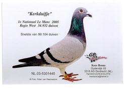 """"""" De Kerkduifje"""""""